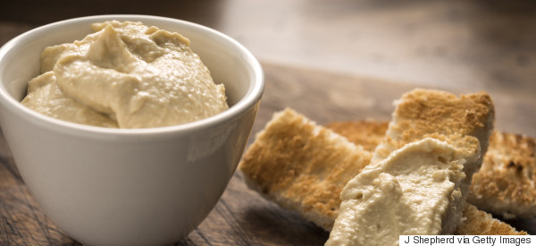Hummus Crisis Got You Down? Here's How To Make It In Five Simple Steps