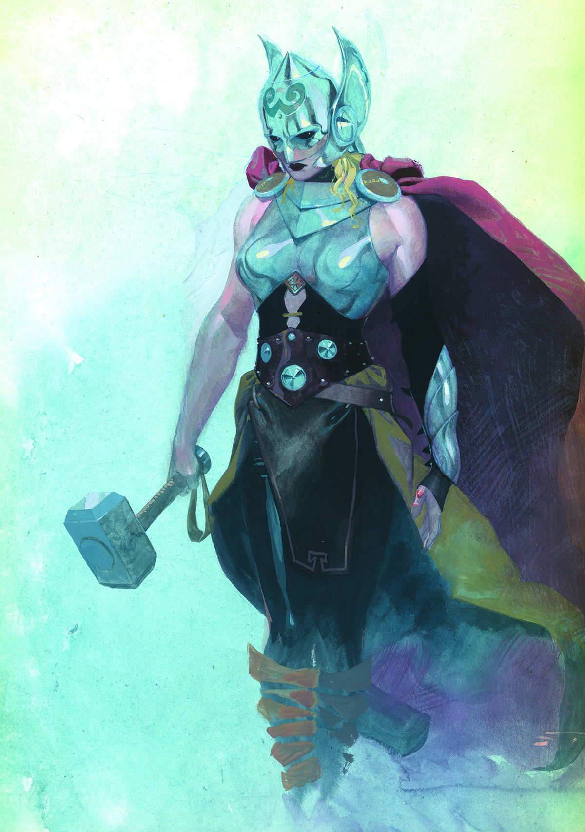 female thors identity