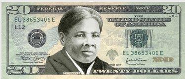 harriet tubman 20 dollar bill