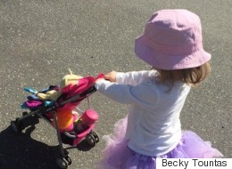 Embracing The Interruptions Of Motherhood