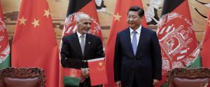 Xi Jinping Ghani