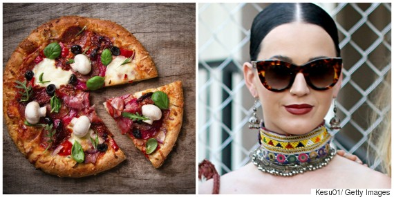 pizza and katy