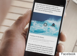 Facebook Launches Instant Articles For News Feed