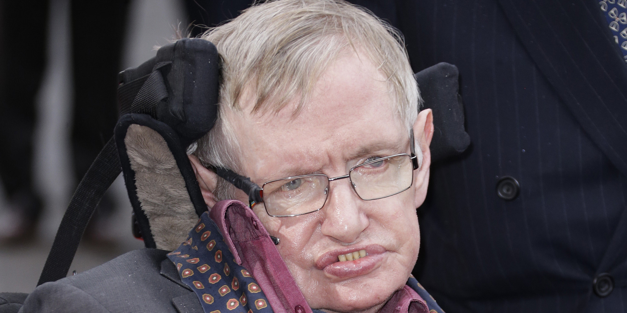Glastonbury 2015: Stephen Hawking Joins Kanye West And The Who On The ...