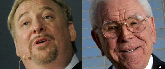 RICK WARREN ROBERT SCHULLER
