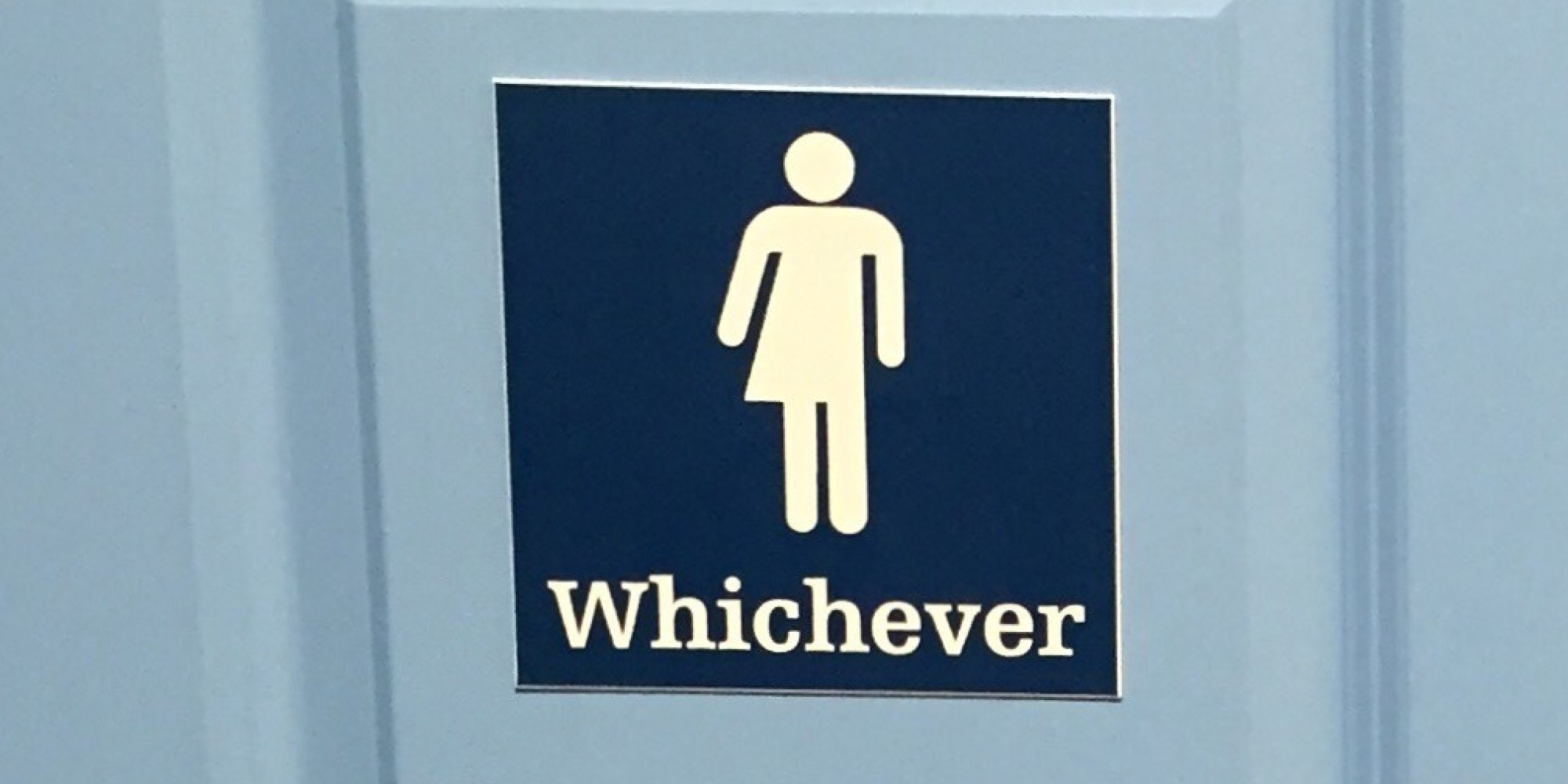 Everybody's Talking About This Gender-Neutral Bathroom