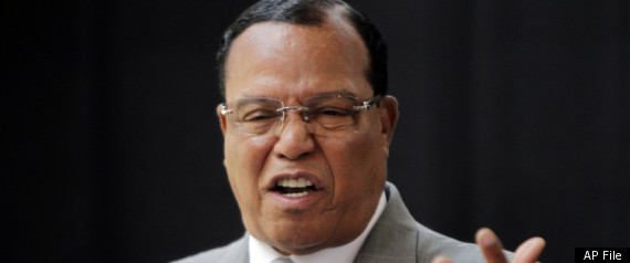 Louis Farrakhan Barack Obama Murderer Assassin
