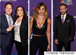Telemundo presentó una sorprendente nueva programación con récord de contenido original
