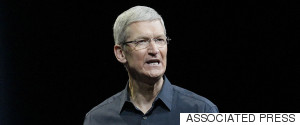 TIM COOK TEXAS