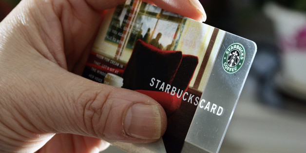 Scammers may be able to steal money through your starbucks for Starbucks business cards