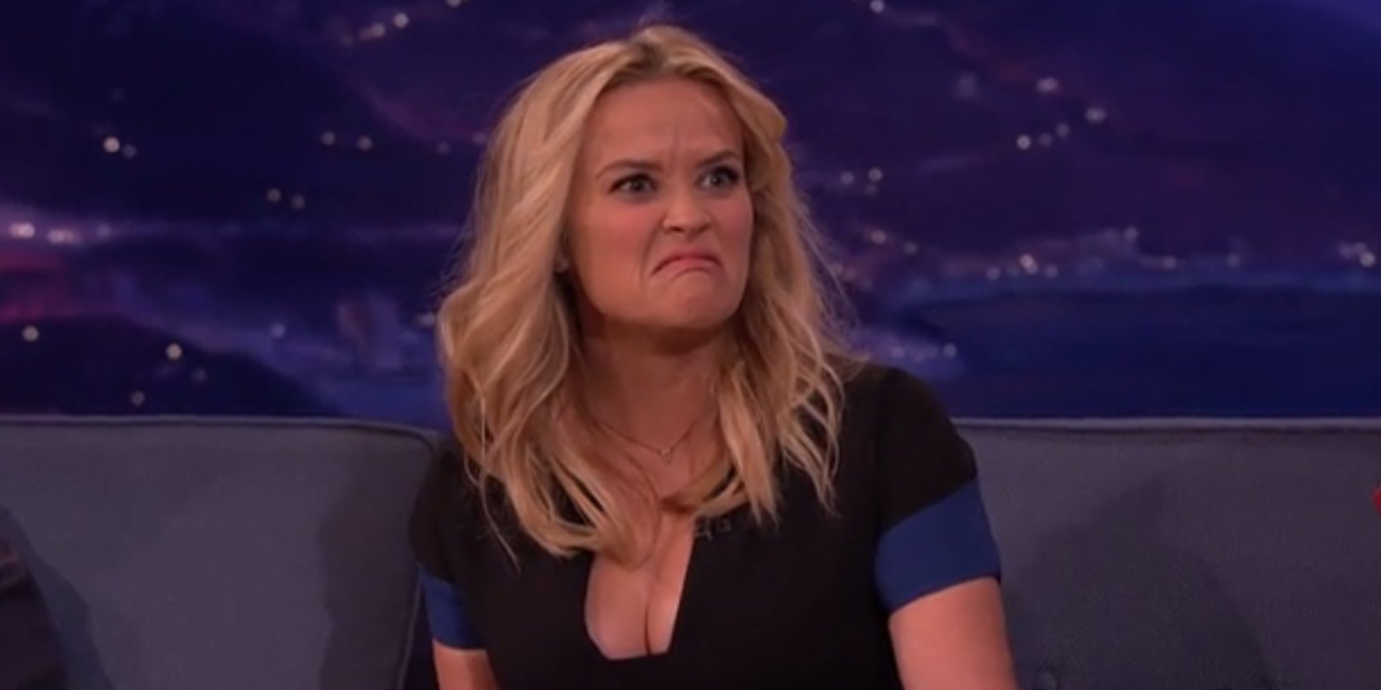 Reese Witherspoon Does Hilarious Impression Of Her Picky Eater Toddler ...