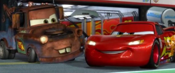 Cars 2 Big Oil