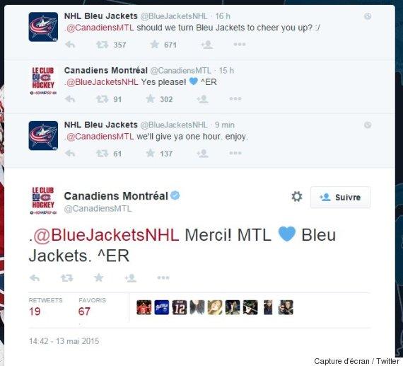 canadiens bleu jackets