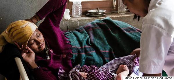 nepal miracle baby
