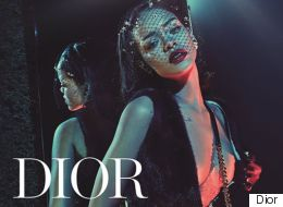 How Stunning Does Rihanna Look In These Dior Campaign Pictures?