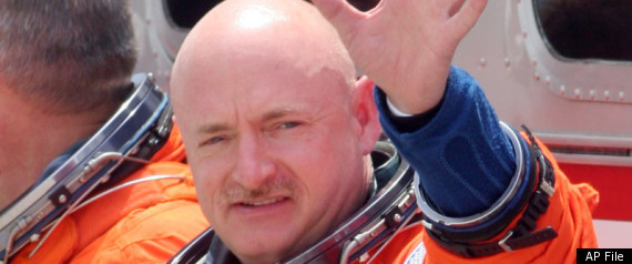 Mark Kelly Retires Nasa Giffords