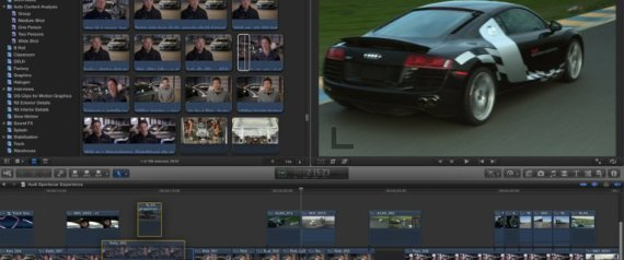 Apple Final Cut Pro X 2011