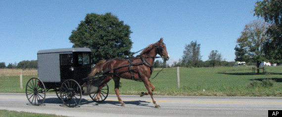 Amish Man William Yoder Arrested For Sexing Minor