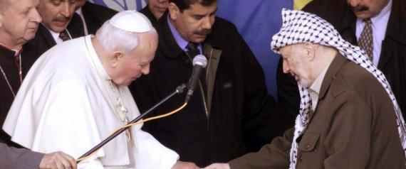 POPE JOHN BETHLEHEM