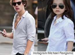 Two-Year-Old Harry Styles Lookalike Is Hilariously Cute