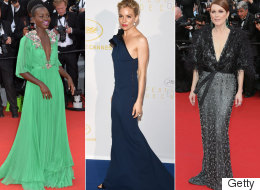 The Stars Come Out For Day One Of Cannes Film Festival