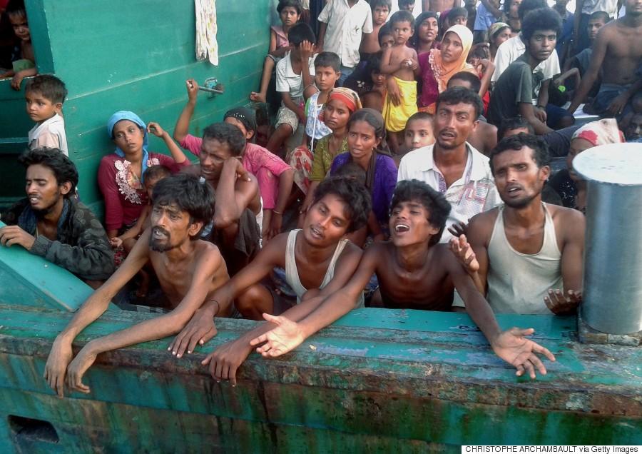 rohingya christophe