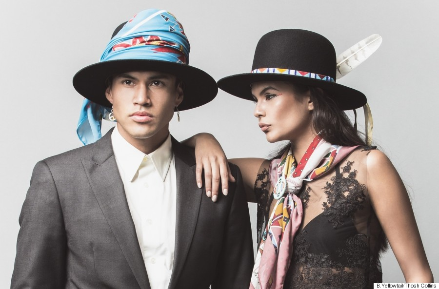 Bethany Yellowtail Is Redefining Native American Fashion