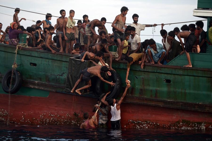 migrants asie