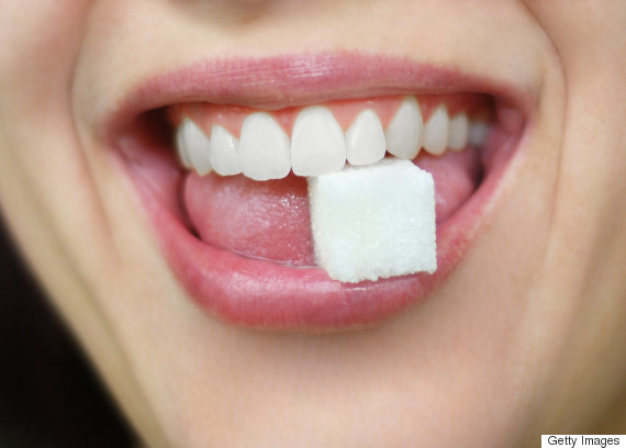 teeth sugar