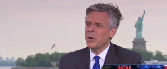 Jon Huntsman Obama Remarkable