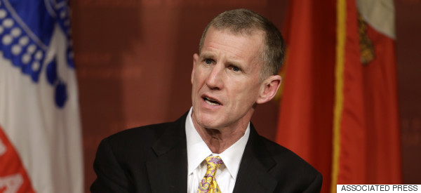 Gen. McChrystal Talks Nuclear Deal With Iran, Says It's A 'Rational' Actor