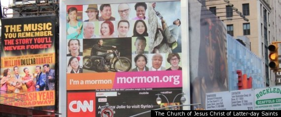 Mormon Ads