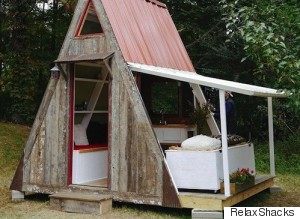 damn simple tiny house costs just 1200 to build yourself
