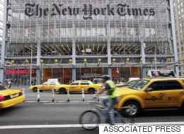New York Times Backs Up Bin Laden Claim, Though Not In Its News Pages