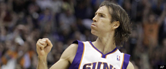 Steve Nash Trade Talks