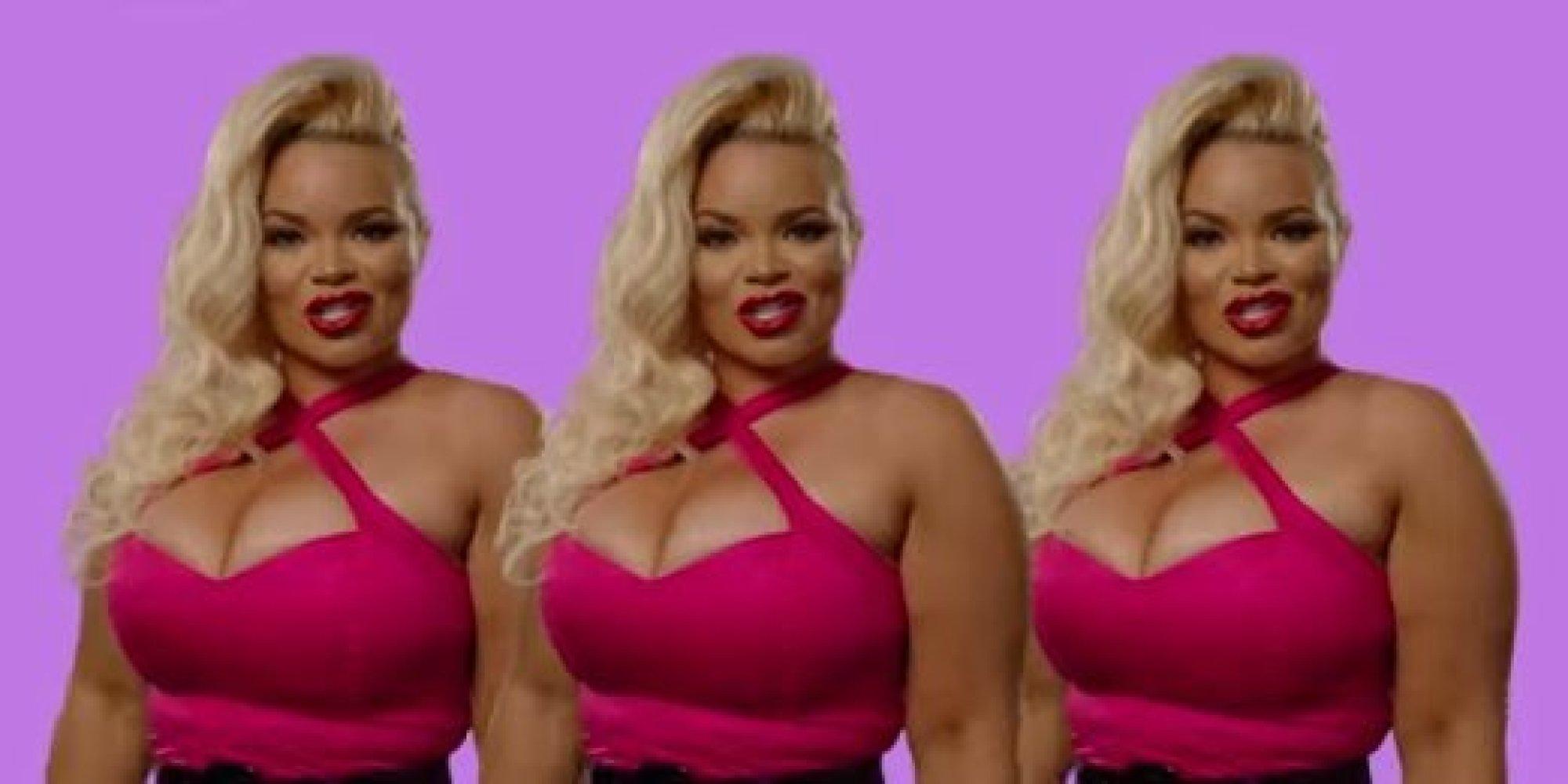 Trisha Paytas Full Body