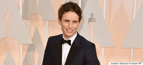 How Eddie Redmayne Helped Remind Me That There's So Much To Live For