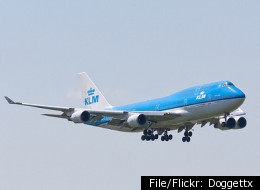 Klm Biofuel Flights Airplane