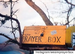 Mountaintop Prayer Box Helps Hikers In Need Of Miracles