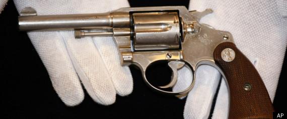 CAPONE GUN SOLD