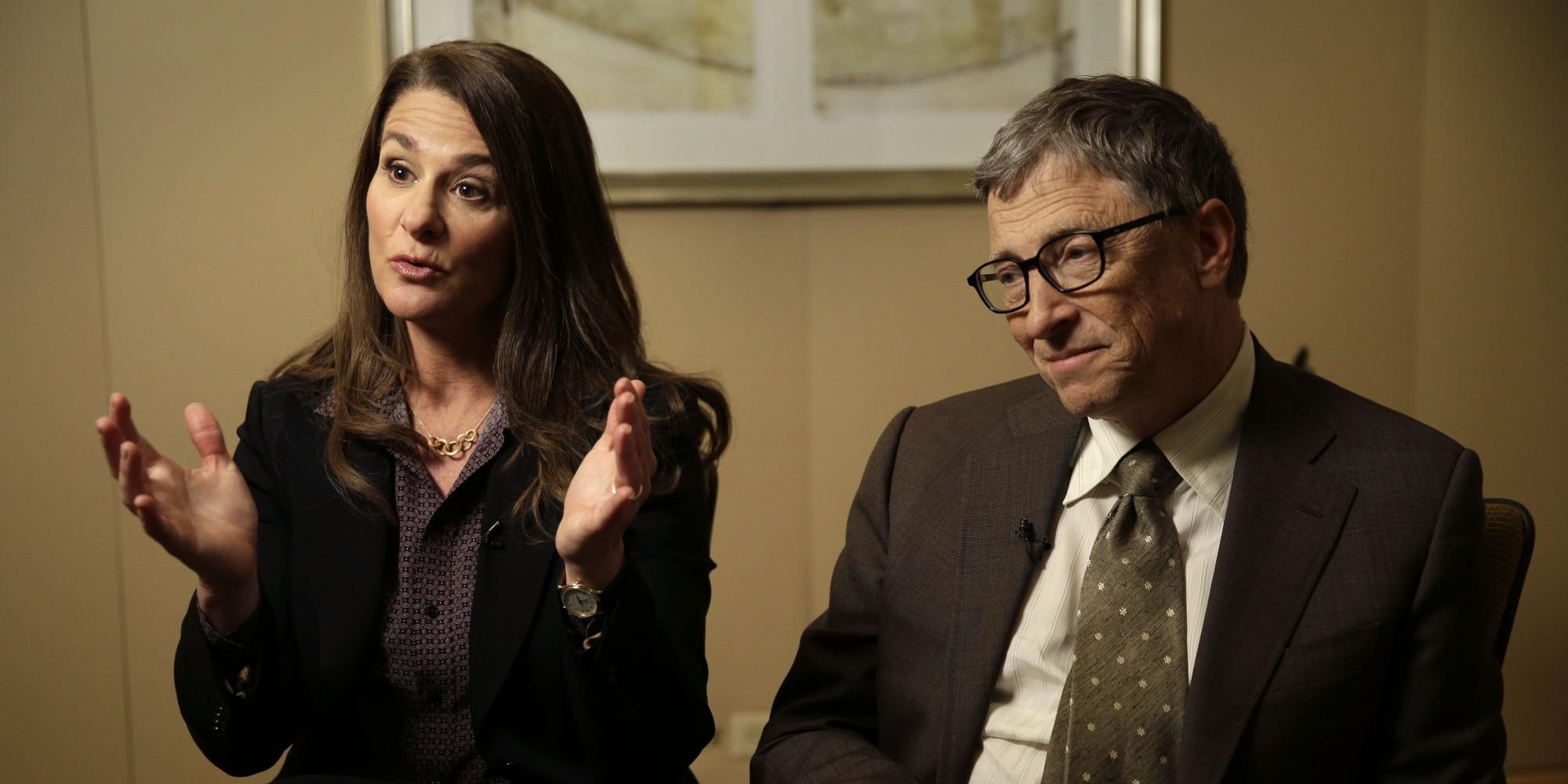 Bill Melinda Gates Foundation: Bill And Melinda Gates: Autopsies Could Prevent Epidemics