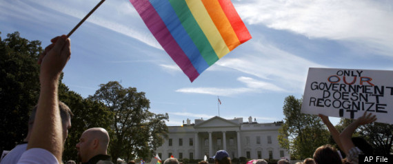 OBAMA GAY RIGHTS 2012