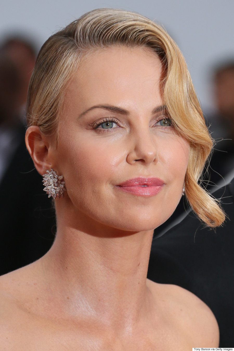 Charlize Theron Is The Belle Of The Ball At Cannes 2015 Charlize Theron