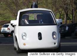 Google's Unleashing An Army Of Robot Cars