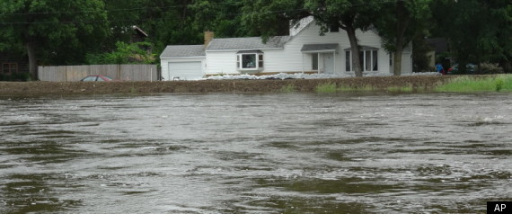 North Dakota Flooding 2011 Minot
