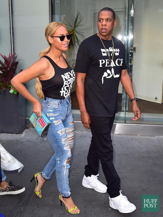 Like Beyonce Loves H&m