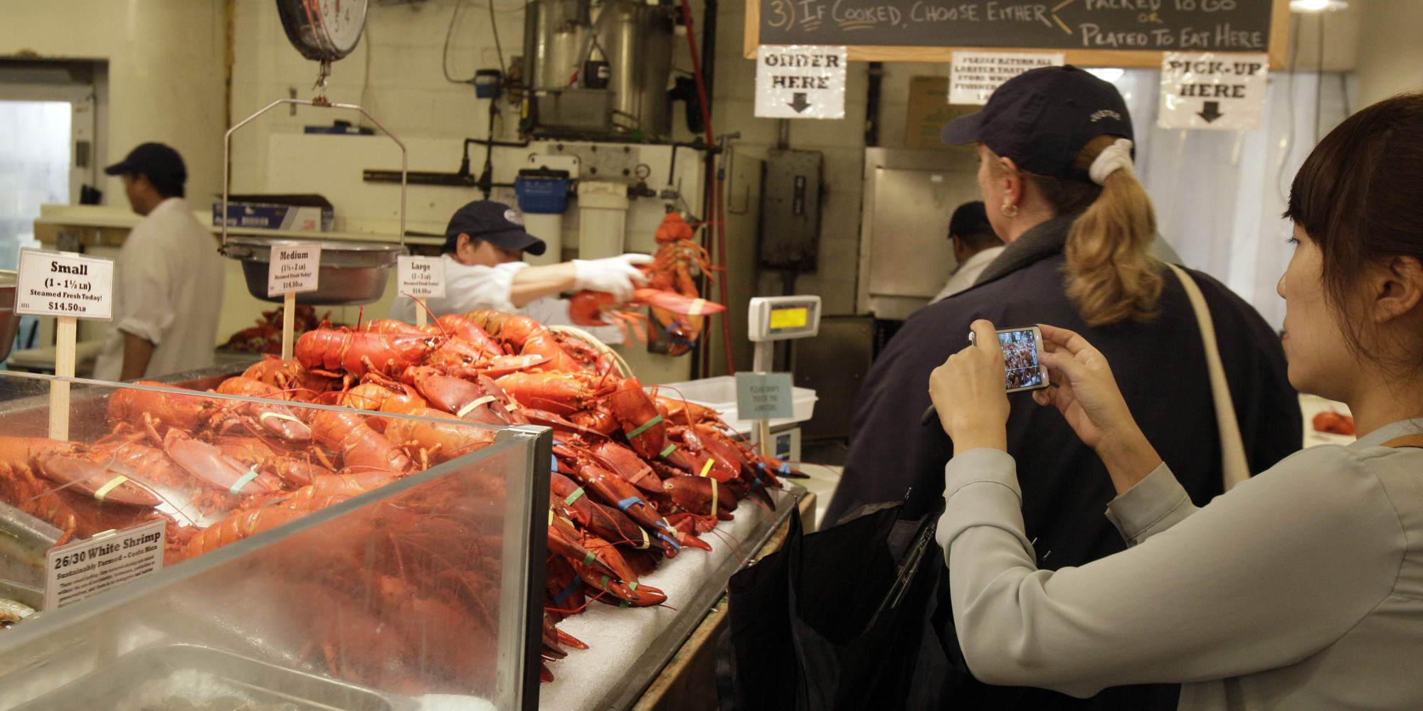 Think People On Food Stamps Are Eating More Lobster Than You? Think Again | HuffPost