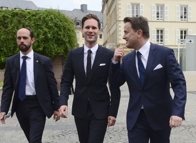 luxemburg wedding bettel
