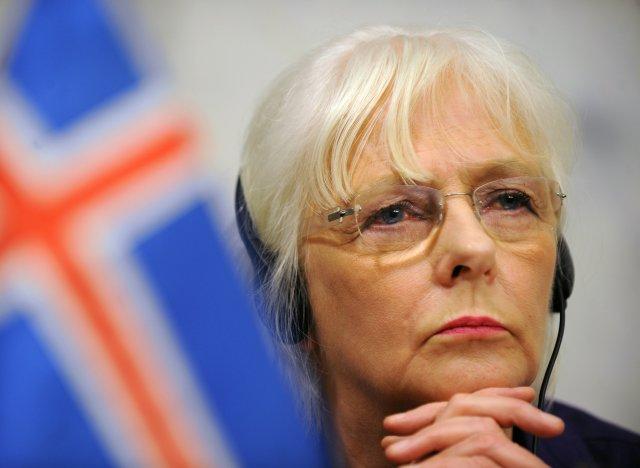 jóhanna prime minister iceland