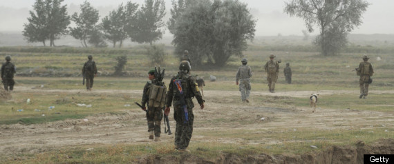CHURCHES AFGHANISTAN WITHDRAWAL